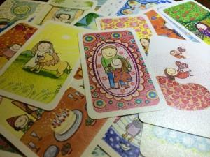 魔法の質問カード①